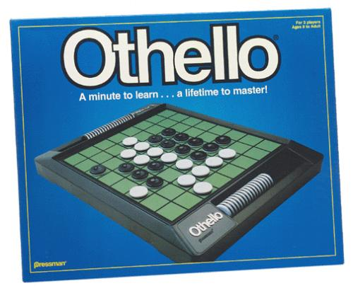 Un Othello américain (de Pressman Toy)